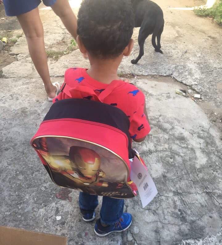 School Supplies for Puerto Rico Kids
